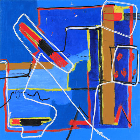 Gustavo Ramos Rivera, 'Purposeful Ramble', 2015