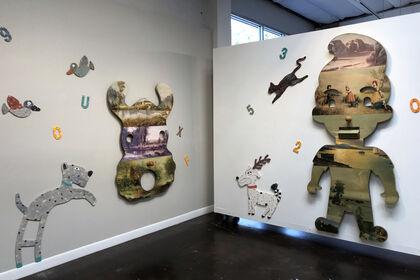 Return to Kit n' Kaboodle, Work by: Suzanne Adan & Michael Stevens