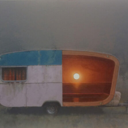 Andrew McIntosh (Mackie), 'Sun Van I', 2016