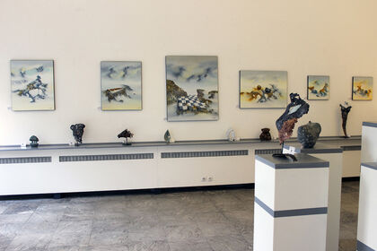 Jean-Yves Le Breton exhibition