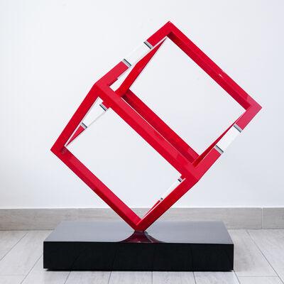 Rafael Bogarín, 'Cubo Aéreo', 2015