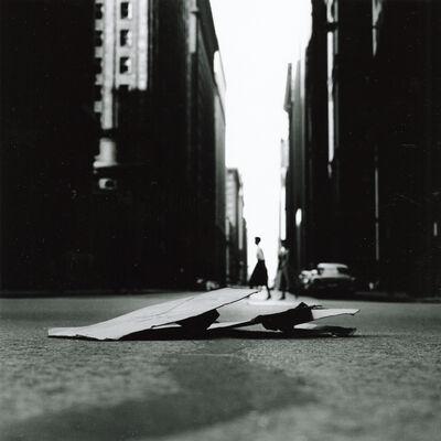 Ray K. Metzker, '58 EI-9, Chicago', 1958