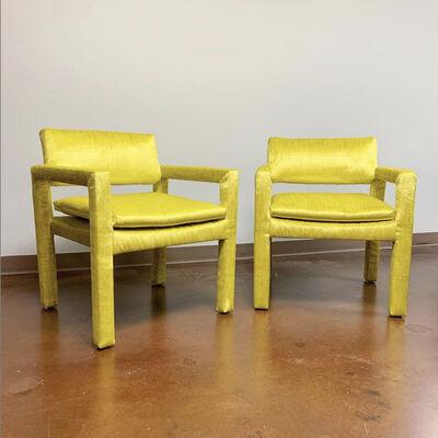 Milo Baughman, 'Set of Parson Chairs by Milo Baughman', 1970