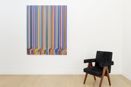 New Work: Ian Davenport