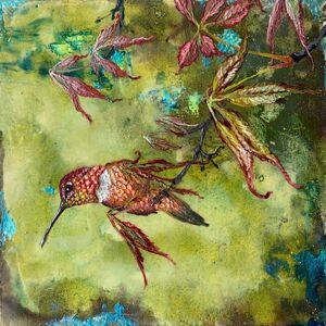 Christopher Reilly, 'Allen's Hummingbird', 2020