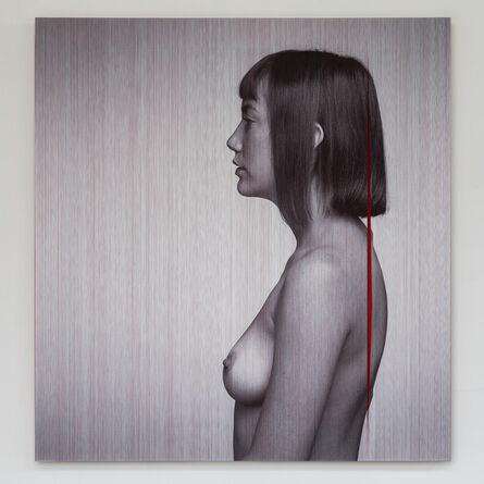 Pablo Boneu, 'El retrato de Monelle', 2016