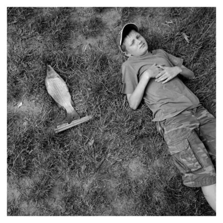 Roman Franc, 'Brother 9', 2011
