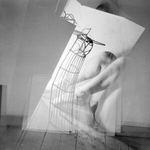 Fernando Lemos, 'Framed gesture.', 1949-1952