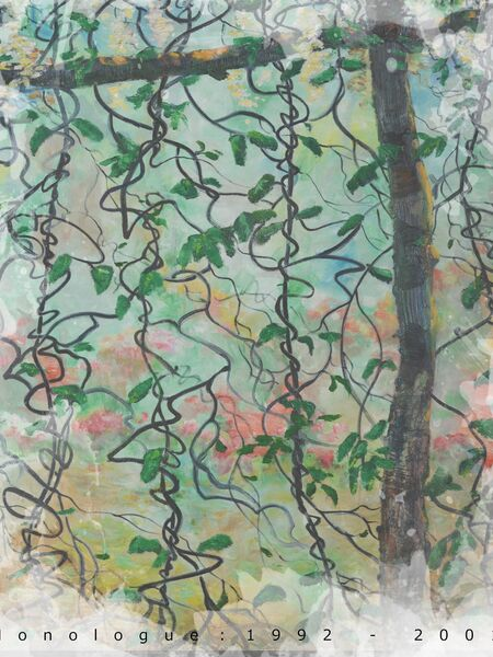 Monologue 1992-2001: Experimental Painting of Wang Baolei