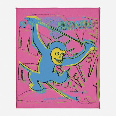 Andy Warhol, 'Monkey', 1983