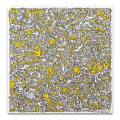 Mr Doodle, 'Tricky Traffic', n. 1994