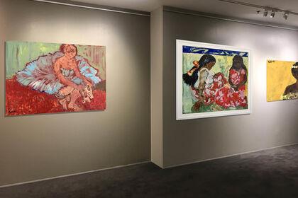 A Tribute To Gauguin & Degas