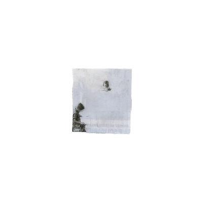 emma ciceri, 'Bianco Silenzio, detail #2', 2017