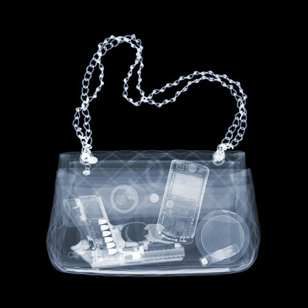 Nick Veasey, 'Chanel Packing Heat'