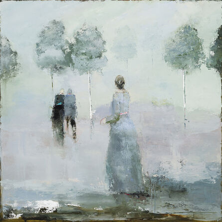 France Jodoin, 'In Silence, Memory is Strong', 2018