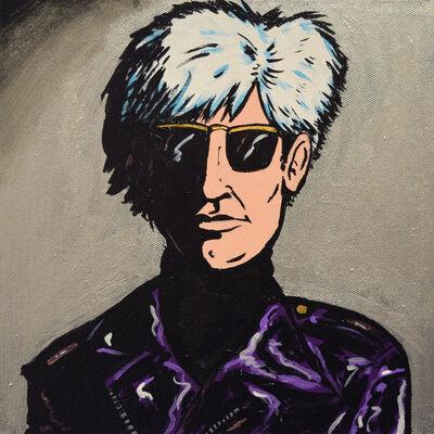 Marina Marchand, 'Andy Warhol', 2018