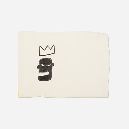 Jean-Michel Basquiat, 'Untitled', c. 1982