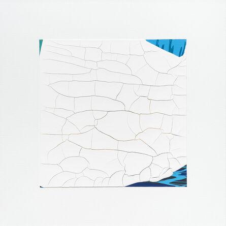 Judy Child, 'Blue Conversation', 2017