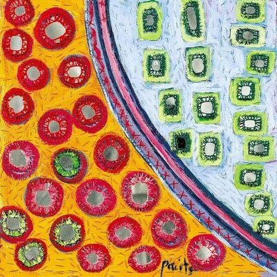 Pacita Abad, 'Partial eclipses', 2000