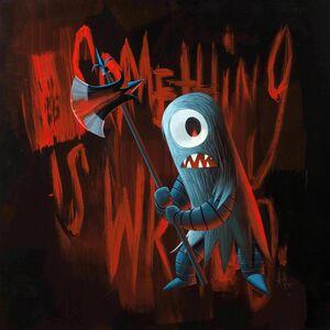 Tim Biskup, 'Something is Wrong (Slayer)', 2010-2016