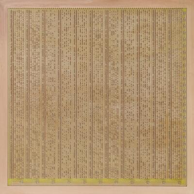 Philipp Goldbach, 'Disseratio de Arte combinatoria (G. W. Leibniz), Read Only Memory ', 2016