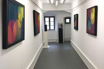 ART & ILLUSION - Optical Art and Neo Pointillism
