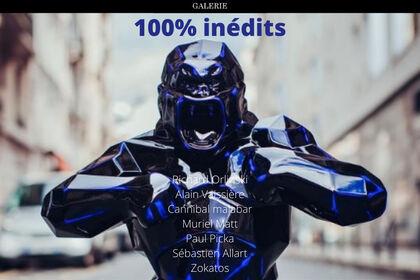 100% INEDITS