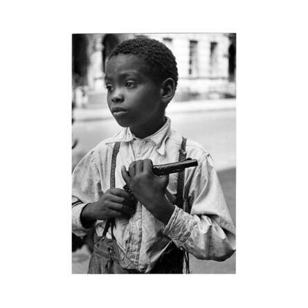 Helen Levitt, 'New York', 1939