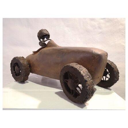Bruno Plaghki, 'The Art of Racing', 2020