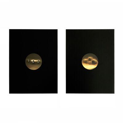Tauba Auerbach, 'Pilot Wave Induction (altered stills)', 2018
