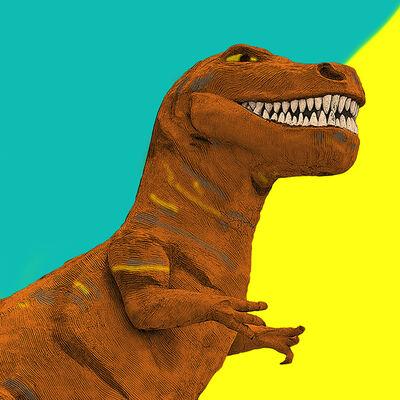 Janet Milhomme, 'When Dinosaurs Roar #2', 2018