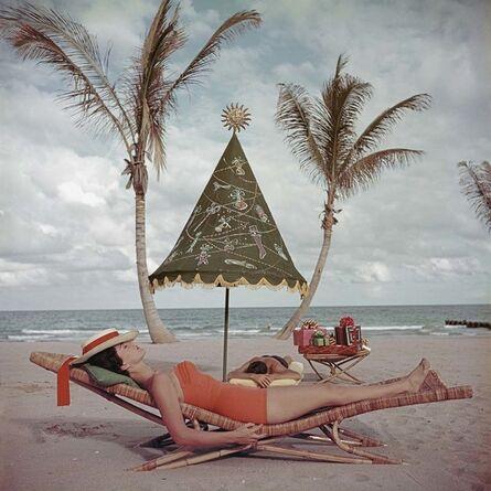 Slim Aarons, 'Palm Beach Idyll', ca. 1955