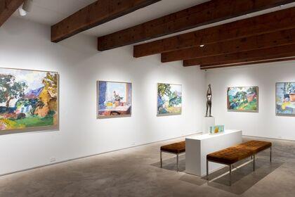 Henry Finkelstein: Recent Paintings