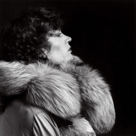 Robert Mapplethorpe, 'Self Portrait', 1980