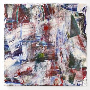 Louise Fishman, 'Panicle of Blue', 2018