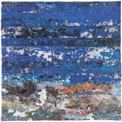 "Valentin Oman, '""Himmel und Erde / Nebo in zemlja"" (Heaven and Earth)', 2018"