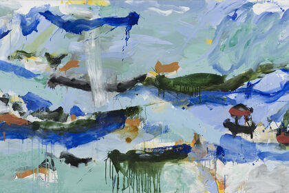 Ann Thomson: Emerging Landscape