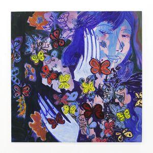 Sam Spano, 'Butterflies #1', 2019