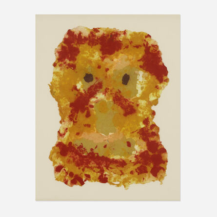 Rafael Ferrer, 'Mask', 1970