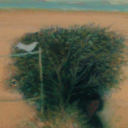 Michael Bennett (1934-2016), 'Hiding from view', ca. 2010