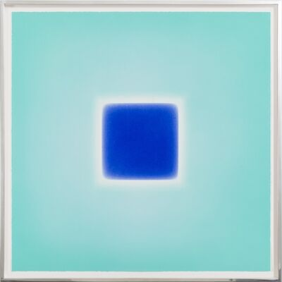 Brian Eno, 'Caspian', 2017