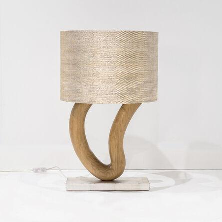 Anne and Vincent Corbiere, 'Grande Zaza Lamp', 2015