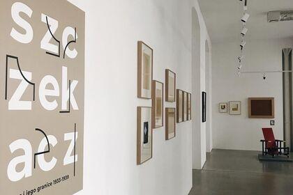 Samuel Szczekacz. The Image and Its Limits