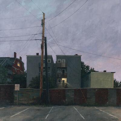 Linden Frederick, 'Rear Window', 2016