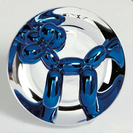 Jeff Koons, 'Balloon Dog (Blue)', 1995-2002