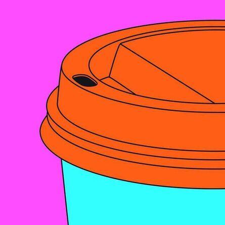 Michael Craig-Martin, 'Coffee Cup', ca. 2020