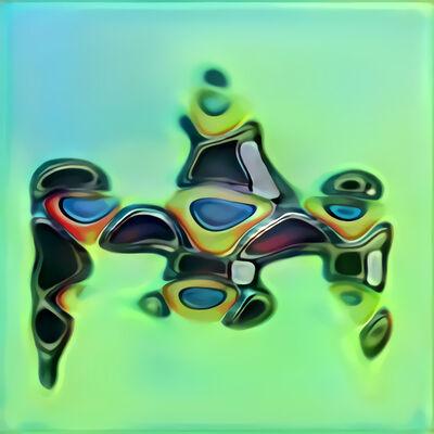Qinza Najm, 'Cl-AI-ming Space 9', 2019