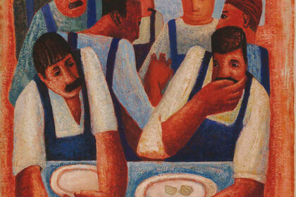 MAN, PLACE, AND TIME | A seven Decades Journey | Retrospective | FATMA ARARGI.