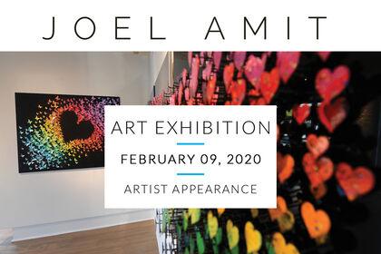 Joel Amit Art Exhibition 2020