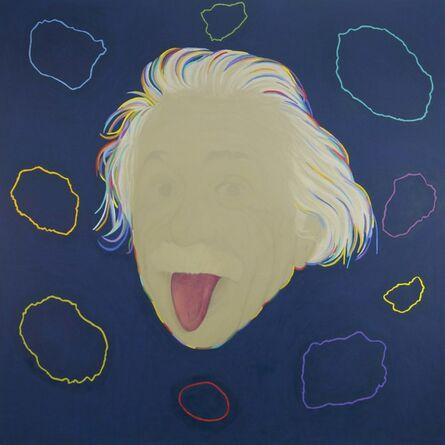 Nazar Yahya, 'Happy Birthday Mr. Einstein', 2017